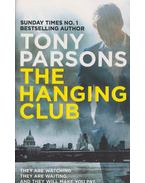 The Hanging Club - Tony Parsons