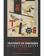 Treffpunkte der Avantgarden Ostmitteleuropa - Passuth Krisztina
