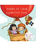 Panka és Csiribí foglalkoztató füzete - PÁSZTOHY PANKA