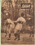 Képes Sport 1957. IV. évfolyam (hiányos) - Pásztor Lajos