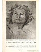 A múzeum legszebb rajzai - Pataky Dénes