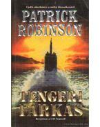 Tengeri farkas - Patrick Robinson