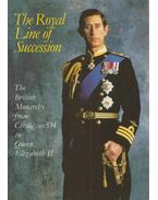 The Royal Line of Succession - Patrick W. Montague-Smith
