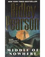 Middle of Nowhere - Pearson, Ridley