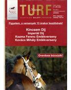 Magyar Turf 2013. szeptember 1. - Pécsi István
