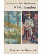 Die Malerei im 19. Jahrhundert - Peillex, George