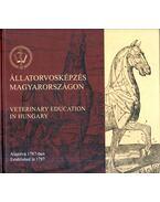 Állatorvosképzés Magyarországon - Alapítva 1787-ben - Perényi János, Kótai István