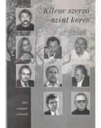 Kilenc szerző színt keres - Perlawi Andor (szerk.)