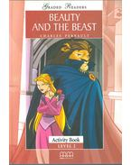 Beauty and the Beast - Activity Book - Perrault, Charles