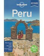 Peru - McCarthy, Carolyn, Miranda, Carolina A., Raub, Kevin, Sainsbury, Kevin, Waterson, Luke