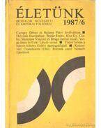 Életünk 1987/6 - Pete György