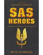 SAS Heroes - Pete Scholey