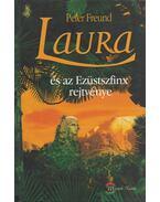 Laura és az Ezüstszfinx rejtvénye - Peter Freund