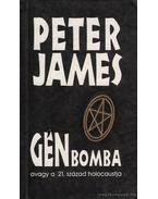 Génbomba - Peter James