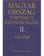 Magyarország történeti kronológiája II. - Péter Katalin, Somogyi Éva