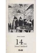 14 írás József Attiláról - Péter László