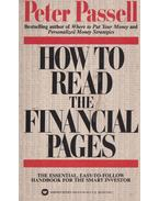 How to read the financial pages - Peter Passell