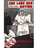 Zur Lage der Nation (dedikált) - Peter Schütt