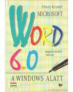 Microsoft Word 6.0 - Pétery Kristóf