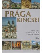 Prága kincsei - Petr David, Vladimir Soukup, Zdenek Thoma