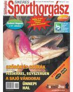 Sikeres Sporthorgász 2012. január VII. évf. 1. szám - Petrenka Noémi (szerk.)