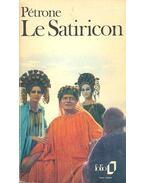 Le Satiricon - PÉTRONE