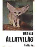 Urania Állatvilág - Emlősök - Petzsch, Hans