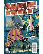 Magnus Robot Fighter Vol. 2. No. 10 - Peyer, Tom, King, Hannibal, Kobasic, Kevin
