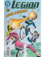 The Legion of Super-Heroes 89. - Peyer, Tom, McCraw, Tom, Moy, Jeffrey