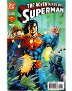 Adventures of Superman 536. - Peyer, Tom, Waid, Mark, Renaud, Chris, Swan, Curt, Butler, Steven, Marrinan, Chris