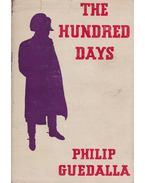 The Hundred Days - Philip Guedalla