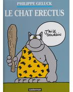 Le chat erectus - Philippe Geluck