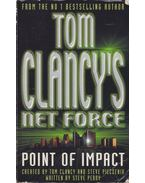 Tom Clancy's Net Force: Point of Impact - Pieczenik, Steve, Tom Clancy