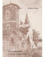 Esztergomi utcák 1700-1990 - Pifkó Péter