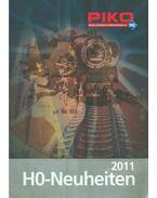 PIKO H0-Neuheiten 2011