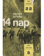 14 nap - Pintér István