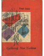 Gyilkosság New Yorkban - Pintér István
