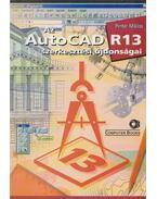 Az AutoCAD R13 szerkesztési újdonságai - Pintér Miklós