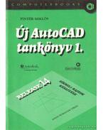Új AutoCAD tankönyv 1. - Pintér Miklós
