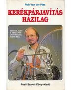 Kerékpárjavítás házilag - Plas, Rob Van der
