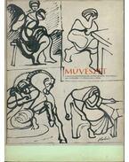 Művészet 1965. november VI. évf. 11. szám - Pogány Ö. Gábor