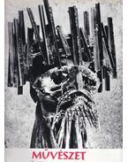 Művészet 1972. augusztus 8. szám - Pogány Ö. Gábor