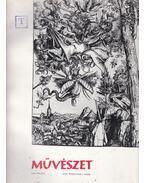 Művészet 1972. július 7. szám - Pogány Ö. Gábor