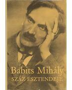 Babits Mihály száz esztendeje - Pók Lajos