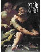 Polgári galéria 1999. - Polgár Árpád
