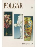 Polgár Galéria: 81. Őszi Művészeti Aukció 2009. október 8-9.