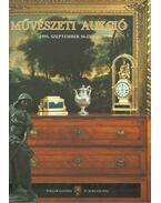 Polgár Galéria és Aukciós Ház Művészeti Aukció 1995. szeptember 26-27