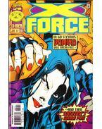X-Force Vol. 1. No. 62 - Pollina, Adam, Lau, Kevin, Dokes, John