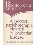 A csoportpszichoterápia elméleti és gyakorlati kérdései - Popper Péter, Lajti Rudolf, Pázmándy Györgyi