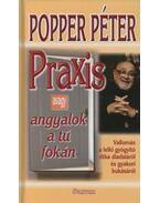 Praxis avagy angyalok a tű fokán - Popper Péter